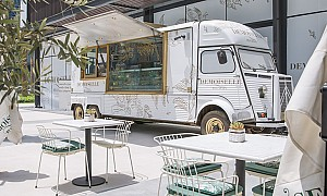 Galvin brothers launch food truck in Dubai