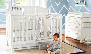 Pottery Barn launches service for parents-to-be