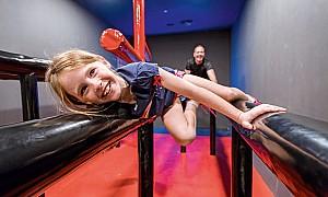 Try Dubai's new indoor adventure game