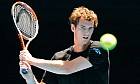 Andy Murray in Dubai