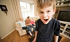 How to cope with temper tantrums