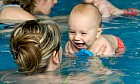 Baby swimming classes in Dubai