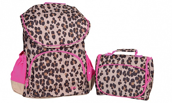 Bag and lunchbox, Dhs195 &...