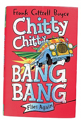 Chitty Chitty Bang Bang...