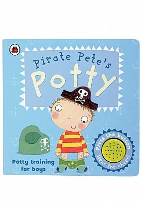 Pirate Pete's potty...