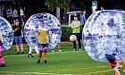 Bubble soccer in Dubai