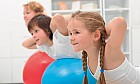 Cardio bootcamp for kids