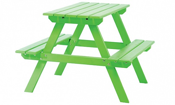 Picnic Table Green Dhs460,...