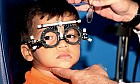Child's eye health in Dubai