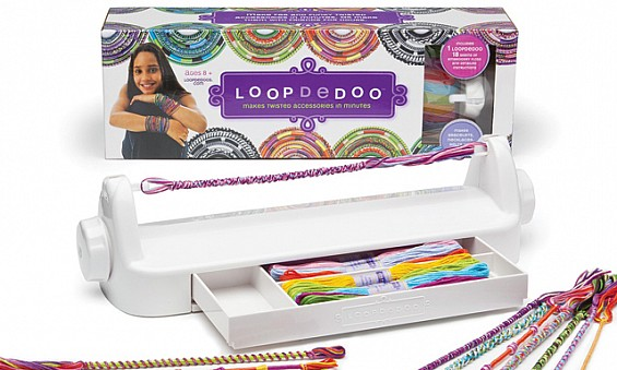 Loopdedoo spinning loom kit...