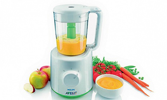 Philips combined blender...