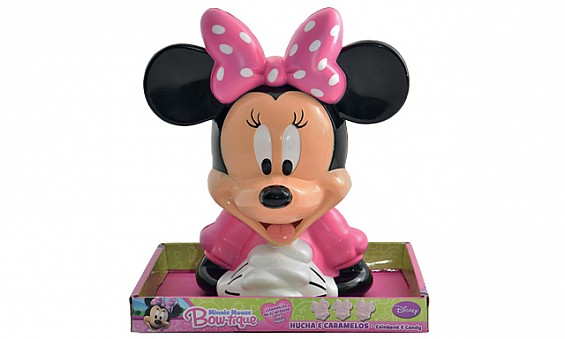 Coin Bank Minnie  Saving...