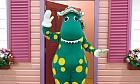 Hot seat: Dorothy the dinosaur
