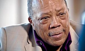 Quincy Jones interview