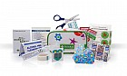 How to make a family first aid kit