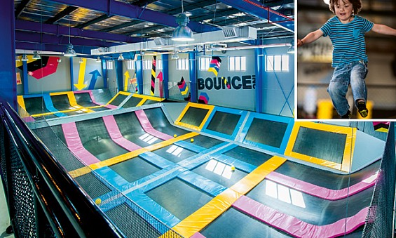 Bounce  A concept from...