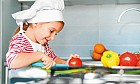 Kids cooking lessons at Scafa Dubai