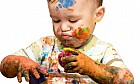 Messy Mondays at Play A Round
