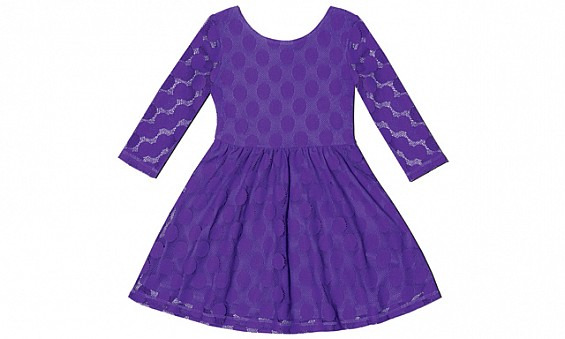 Purple dress, Dhs109, H&M