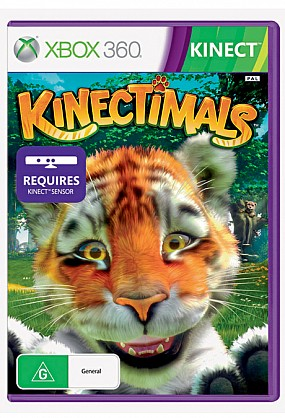 Xbox Kintectimals game, Dhs199