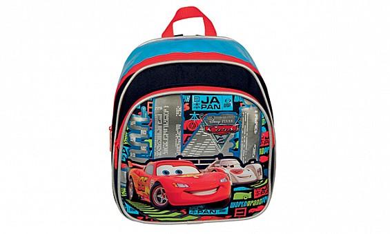 Cars 2 rucksack, Dhs119,...