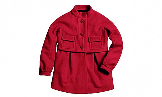 Burberry Kids coat, Dhs2,250
