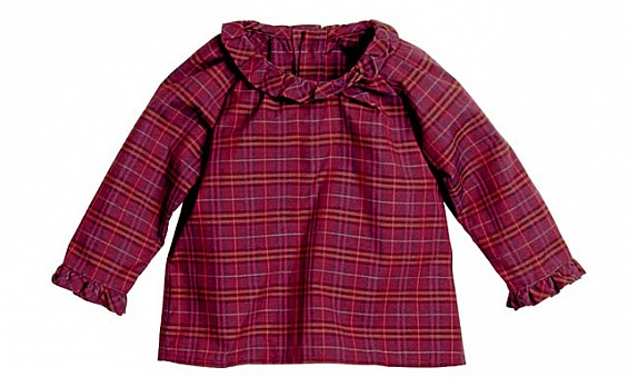 Burberry Kids blouse, Dhs595