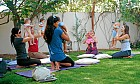 Baby yoga in Dubai