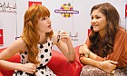 Bella Thorne & Zendaya Coleman in Dubai