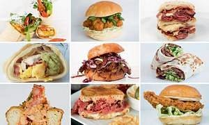 Dubai's best sandwiches