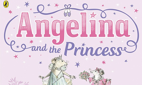 Angelina & The Princess Dhs44