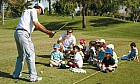 Golf for kids in Dubai
