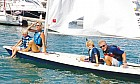 Family sailing lessons in Dubai