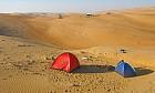 Dubai camping spots
