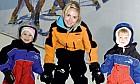 Santa sessions at Ski Dubai