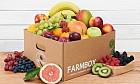 Garden's fruity box at Farmbox Image