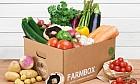 Mum's veggie box at Farmbox Image
