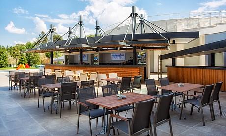 Aqua Pool Bar image
